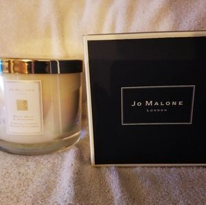 Jo Malone White Moss and Snowdrop Deluxe Candle